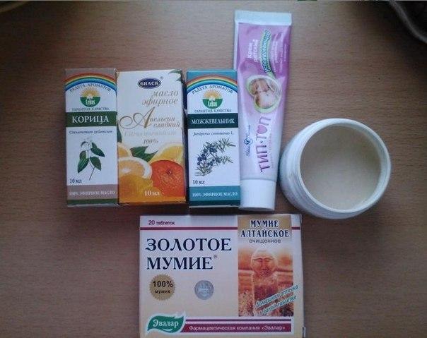 Как сделать крем от растяжек с мумие