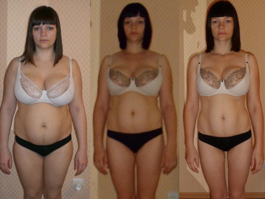 как я похудела на 30 кг