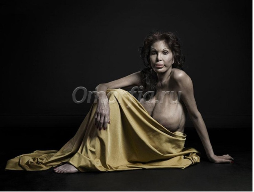нестандартная грудь фото