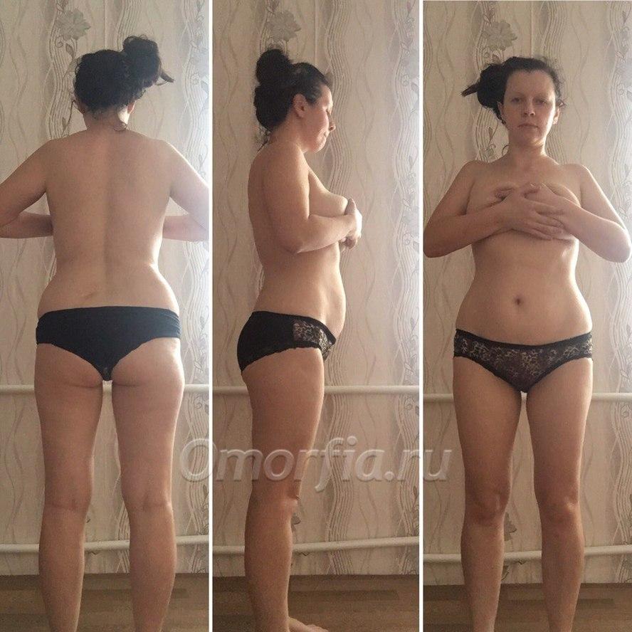 как похудеть в животе за 2 недели